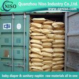 Qualité Japon et sève absorbante de marque chinoise pour l'usage de couche-culotte de bébé