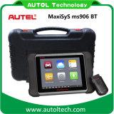 Outil initial de balayage du diagnostic OBD2 du système OBD 2 de 100% Autel Maxisys Ms906 le plein substituent de Maxidas Ds708 Maxisys Ms906bt