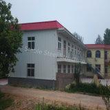 Vorfabriziertes Baustahl-Bauunternehmen mit materieller Einsparung