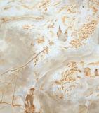 2017 Marmorvinylfußboden-Fliesen korn Belüftung-WPC