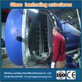 薄板にされた安全ガラスの生産のためのオートクレーブ、ガラスの薄板になるオートクレーブ