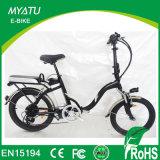 Moteur électrique se pliant électrique de bicyclette de 20 pouces