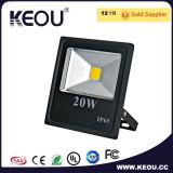 SMD LEDのフラッドライト20Wは白い中立白く涼しい白を暖める
