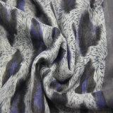 Signore sciarpa a strisce, sciarpa del poliestere per gli scialli dell'accessorio di modo delle donne