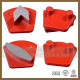 Диаманта ленты 2 Pin инструмент пусковой площадки волшебного истирательный для конкретный молоть