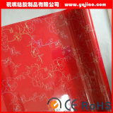 Design de grain brillant PVC / Pet Decorative Film