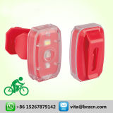Luces recargables de la bicicleta del USB LED