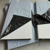 Metall verschobene falsche lineare Decke für Innendekoratives
