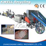 Alta producción de plástico de escamas de lavado de reciclaje de la máquina