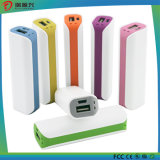 Mini chargeur portable portable 2000mAh Power Bank Chargeur de batterie USB