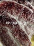 Collier Tip-Discharge à longs poils la fausse fourrure