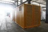 Stille Generator 1760kw 2200kVA 60Hz 40 Voet Containerized Diesel die Genset door Duitse Mtu wordt aangedreven