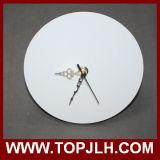 Horloge de sublimation de panneaux de fibres