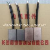 ISO9001 Aprovado metal grafite Escovas de carvão (CM5H)