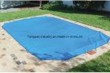 Tecido de poliéster de PVC de alta qualidade para tampas de armazenamento