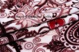 Flanela impressa do poliéster/tela coral do velo - 15366-7 1#