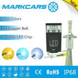 Markcar新しいデザインLED自動ライト9004