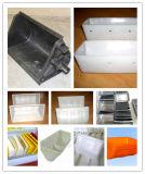 Compartimiento plástico del acero del compartimiento del compartimiento del transportador