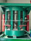 Aço latão alumínio forno de fundição de cobre do forno de indução na fundição da fábrica (GW-5T)