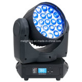 do feixe principal movente Multi-Color do diodo emissor de luz do zoom do Abelha-Olho K10 de 19*12W RGBW 4in1 luz principal movente do diodo emissor de luz