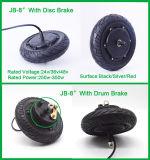 """Jb-10 motor eléctrico sin cepillo del eje de rueda de """" 36V 250W 10 """" para la vespa"""