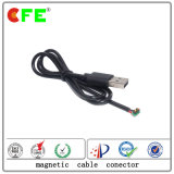 2pin Pogo Pin USBのケーブルコネクタ