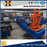 Крен Purlin Kxd Pre-Cutting гальванизированный стальной c формируя машинное оборудование