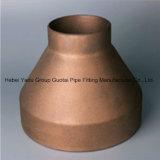 管付属品の真鍮の鋼鉄同心の溶接減力剤