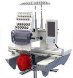 高速1のヘッド刺繍機械12/15カラーは帽子のTシャツのための刺繍機械をコンピュータ化した