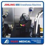 De Machine van de Anesthesie ICU met 8.4 verplaatst 2 Verstuivers 5 de Machine van de Anesthesie van Debietmeters centimeter voor centimeter voor Hunan