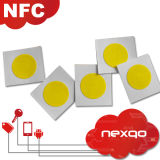Collant chaud de l'impression de couleur de la vente quatre Ntag213 NFC pour la logistique de Beerkeg