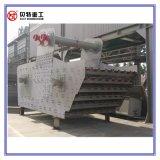 Het nauwkeurige Meten 80t/H asfalteert Concrete het Mengen zich Machine met Lage Emissie