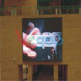 P4は視野の効果のフルカラーの屋内LED表示スクリーンを完成する