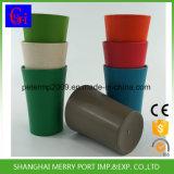 Tazza materiale ecologica della fibra del frumento di alta qualità