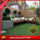 Erba artificiale esterna impermeabile del rivestimento per pavimenti del balcone