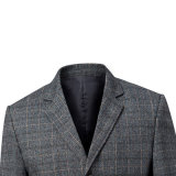 Italian Fit Slim Business Men Costumes pour le marié de laine