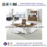 중국 사무용 가구 나무로 되는 행정실 책상 (M2616#)