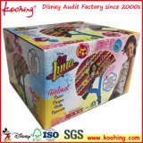 Personalize Mailing Corrugated E Flute Packing Gift Box para cosméticos ou esportivos on-line Shops