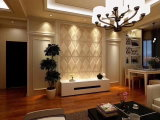 3D de panneaux muraux texturés Sound-Absorption Matériel pour Home Cinéma
