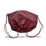 ポリエステルファブリックバックパック袋、装飾的な袋