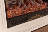 Moderne Möbel-Heizung LED beleuchtet Cer genehmigten elektrischen Kamin (343B)