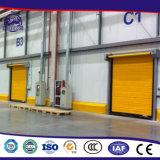 Migliore portello di ottimo rendimento utile di vendita del rullo del PVC di Warehousee