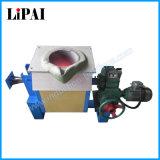 Máquina de derretimento da indução fácil da operação usada para o processo do aquecimento