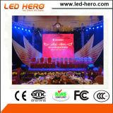El colmo del Llevar-Héroe restaura la visualización de LED de aluminio de fundición a presión a troquel de alquiler de P2.976mm