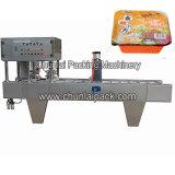 Máquina automática da selagem da bandeja do macarronete imediato