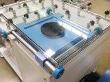 Table de revêtement rotatif pour machine à verre isolant