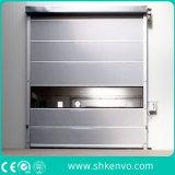 Tela do PVC Rápida Rola Acima a Porta para a Fábrica do Alimento