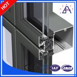 Profilo di alluminio per la struttura della parete divisoria della costruzione
