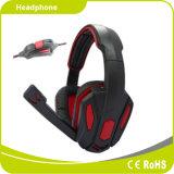 Headset de jogo de computador estéreo de alta qualidade
