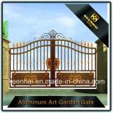 Строб загородки сада виллы архитектурноакустический алюминиевый